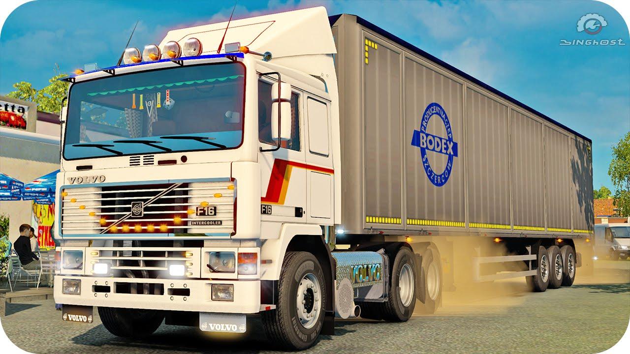 VOLVO F16 ETS2 (Euro Truck Simulator 2)  YouTube