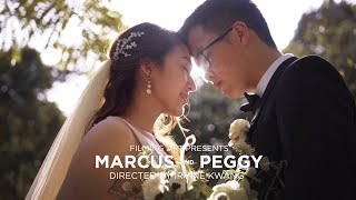 Filming Art | Marcus & Peggy_Full Highlight by Signature Director