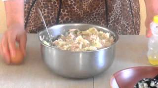 Tuna And Potato Patties