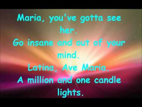 Blondie - Maria [With lyrics]