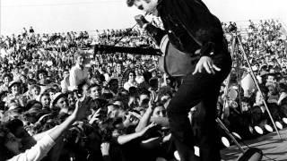 """SWEET ANGELINE"" Elvis Presley por Flavio Omeñaca"