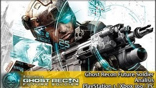 Ghost Recon Future Soldier [Análisis]