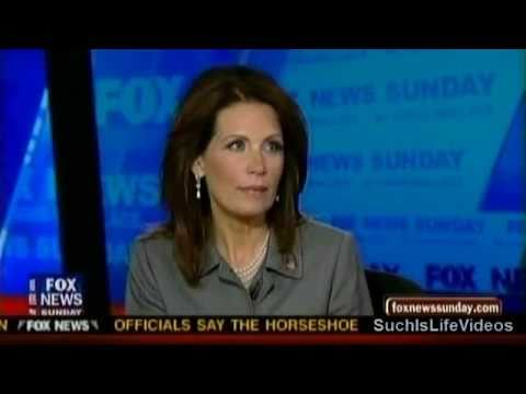 Wallace Asks Michele Bachmann: Are You A Flake?