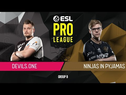 CS:GO - NiP vs. devils.one [Nuke] Map 3 - Group B - ESL Pro League Season 9 Europe thumbnail