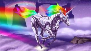 Repeat youtube video Robot Unicorn Attack Song - Erasure