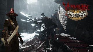 Warhammer Vermintide Stromdorf DLC Cinematic Gameplay – Krench, Skaven Chieftain (BOSS FIGHT)