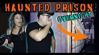 (Creepy Haunted Explore) Overnight at Brushy Mountain State Penitentiary