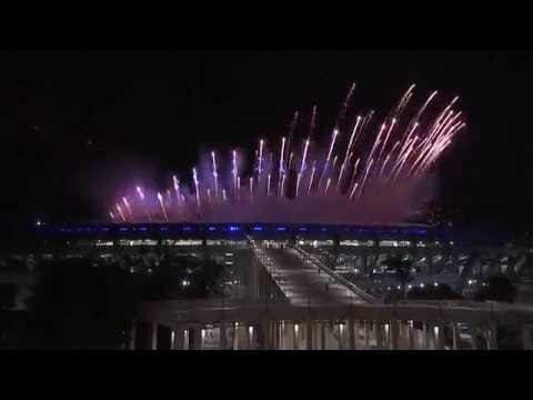 LIVE  RIO 2016 Olympics opening ceremony! Live Stream FIREWORKS!