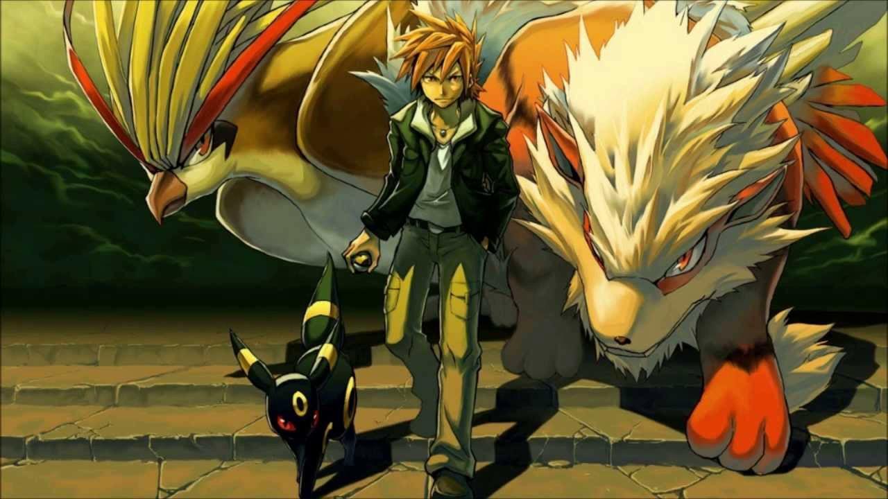 "Pokémon Mashup: ""Battle! vs Kanto Champion!"" (FRLG ..."