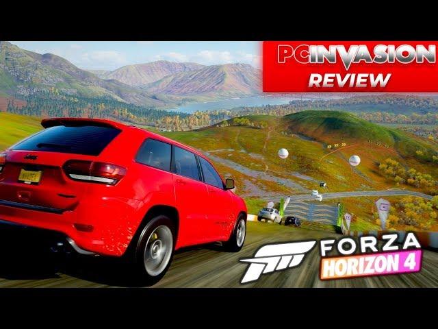 Crossroads: Forza Horizon 4 vs. The Crew 2 | PC Invasion