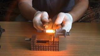 Самодельный аппарат для сварки (пайки) угольными электродами(Мой канал ПОДПИСЫВАЕМСЯ: https://www.youtube.com/channel/UCpt4EHBhBdVVWNrmfLK_gJA В этом видео хочу показать как сделать аппарат..., 2016-06-15T13:25:20.000Z)