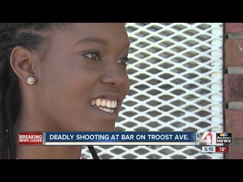 Deadly shooting at bar on Troost Avenue