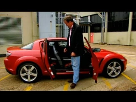 mazda rx8 review top gear series 3 bbc