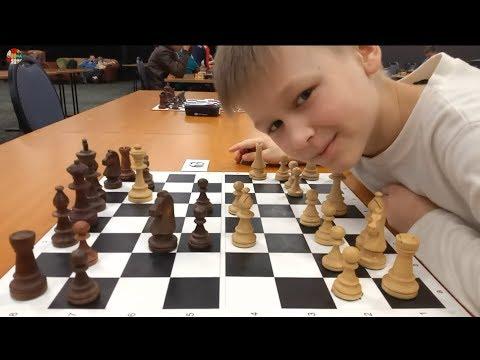 Шаховий кубок м.Бровари, діти проти дорослих