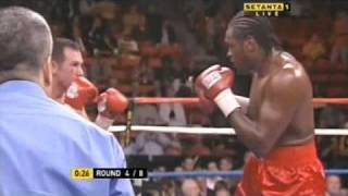 Audley Harrison Vs Jason Barnett