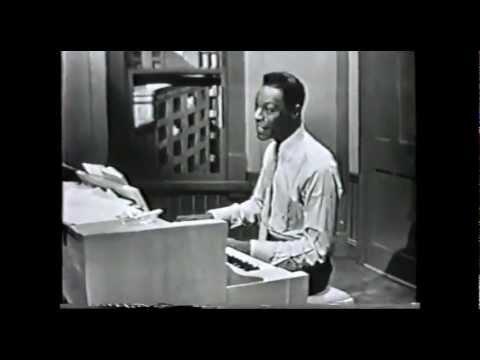 Nat King Cole & Patti Page - Blue Skies (1958)