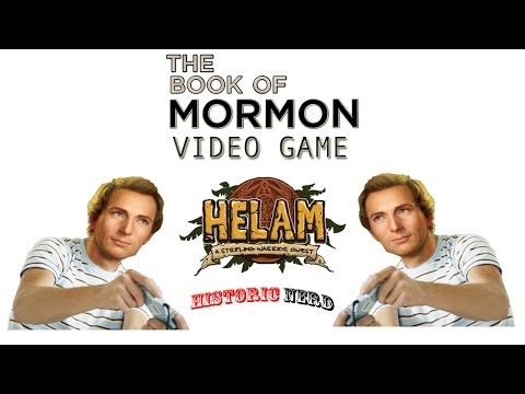 Historicnerd: The Book Of Mormon Video Game,Helam A Stripling Warrior Quest
