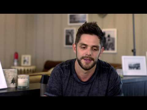 "Thomas Rhett ""Unforgettable"" - Inside Scoop"