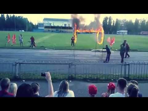 каскадёры Волжский стадион Логинова