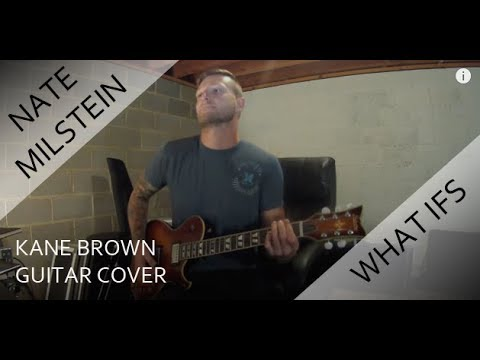 Kane Brown - What Ifs (Guitar Cover)