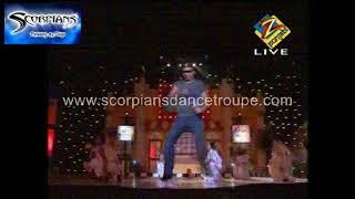 Sukhbir Singh | ZEE Punjabi live show | Scorpians | Ishq tera tadpave | dil kare men ta bhangdech