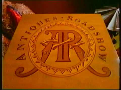 Antiques Roadshow - Wellington, Shropshire  1995