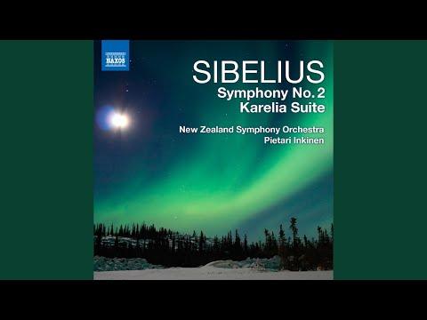Karelia Suite, Op. 11: III. Alla Marcia: Moderato