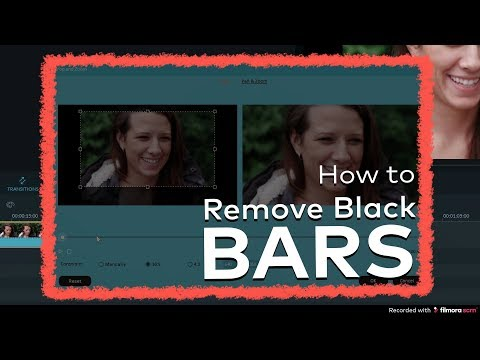 How to Remove Black Bars from YouTube Video & Fix Aspect Ratio