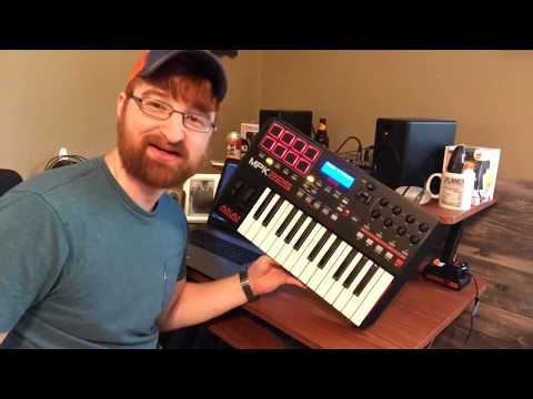 Akai MPK 225 MIDI Keyboard Review