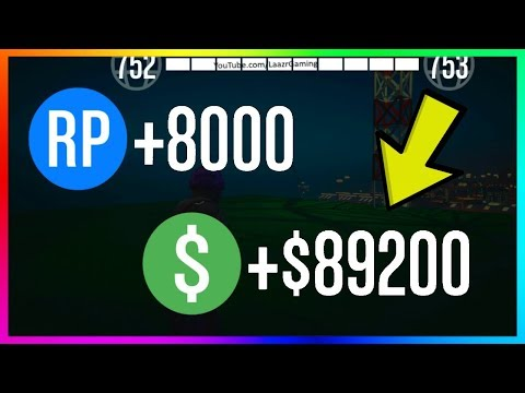 How To Make $90,000 & 8000 RP EVERY 20 Mins in GTA 5 Online | NEW Best Unlimited Money Guide/Method