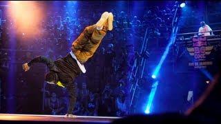 YLYK Dance Videos - Red Bull BC One Finals 2012 Rio, Brazil | YAK FILMS | Winner Bboy Mounir