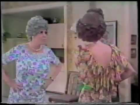 Carol Burnett  outtakes   Mama on a roll