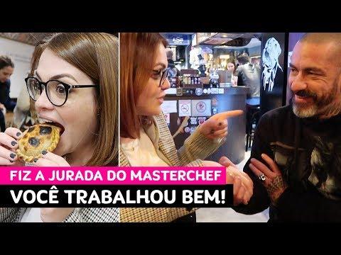 Dia de jurada do Masterchef: comi nos restaurantes do Jacquin, Fogaça e da Paola • Karol Pinheiro