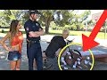 COP PRANKED by MAGICIAN!!! (Easy TRICK You CAN DO!)