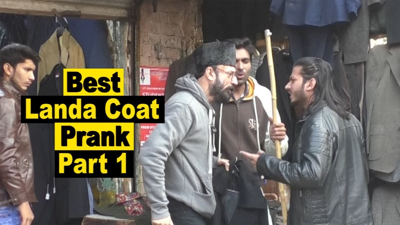Best Landa Coat Prank Part 1 | Allama Pranks | Lahore TV | Pakistan | India | UK | USA KSA | UAE
