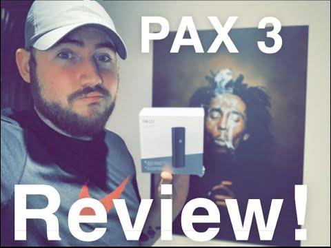 PAX 3 REVIEW! / HERBAL VAPORIZER / Vape reviews