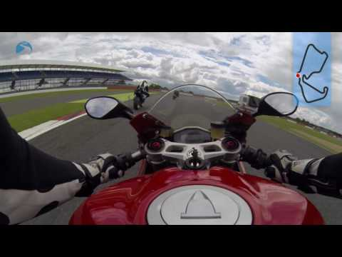 Scott Redding's onboard lap of Silverstone with commentary   Bike Social