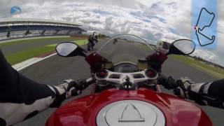 Scott Redding's onboard lap of Silverstone with commentary | Bike Social