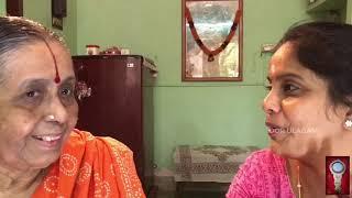 கோமளா மாமியுடன் ஒரு கலந்துரையாடல் (வானொலி பாட்டி )   Chitramurali &Komala mami a Casual talk