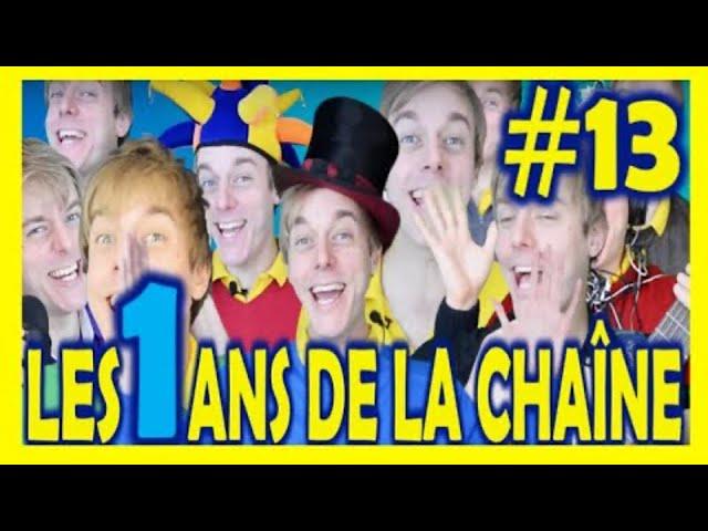 #13 -  Les 1 an de la chaîne ! - LES MOYENS DU BORD