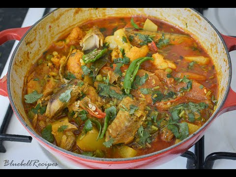 CAN FISH STEW / TIN FISH CURRY / CANNED MACKEREL WITH VEGETABLES
