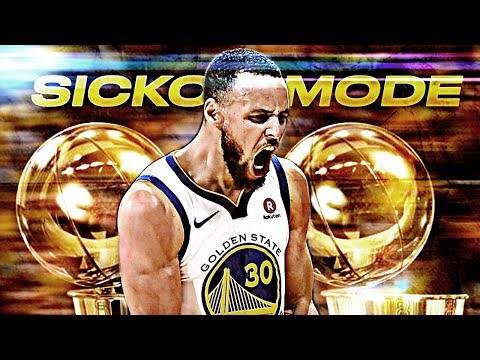 Stephen Curry 2018 Mix - SICKO MODE