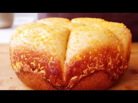 电饭锅面包的做法,暄软香甜,做法简单【ENG SUB】