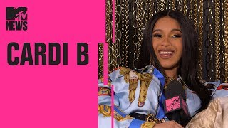 Video Cardi B Opens Up About 'Invasion of Privacy,' Beyoncé at Coachella & Singing Lady Gaga | MTV News download MP3, 3GP, MP4, WEBM, AVI, FLV Agustus 2018