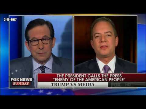 """Chris Wallace says """"Trump CAN'T tell us what to do"""""""