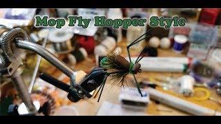 Mop Fly Hopper Style