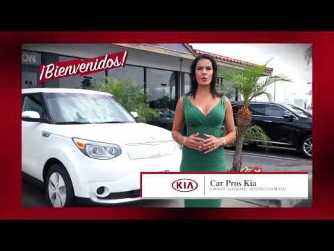 (en Espanol) CARPROS KIA Dealer in CARSON CA serving Monrovia