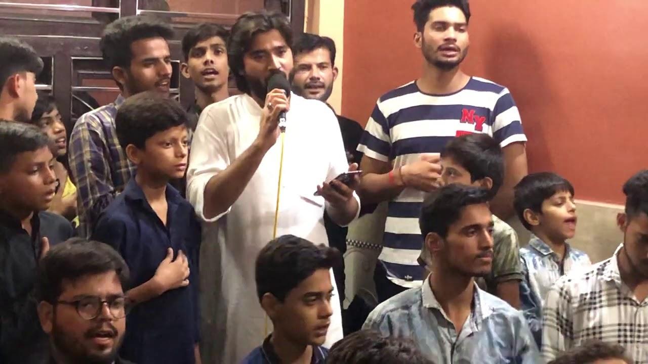 DOWNLOAD: Javed Raza Zaidi | Sec 10 | Mola Ali (as) Nauha | Live Nohakhwani | Program Azadari in Meerut Mp4 song