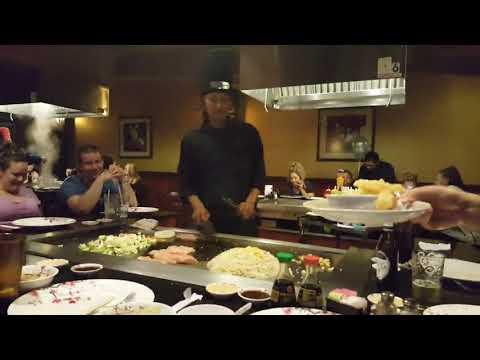 Happy Hibachi Birthday! - Best Chef Ever!