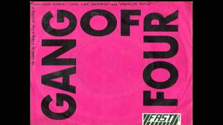 Watch Gang Of Four To Hell With Poverty video